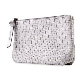 Estee Lauder Weave Bag (Gray)