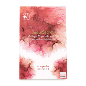 Seoul Secret Collagen Tripeptide Krill Oil 45 Capsules