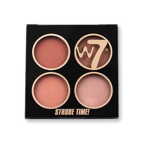 W7 It's Strobe Time Shimmering Powders #It's Glow Time