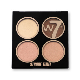 W7 It's Strobe Time Shimmering Powders #Vivid Glow