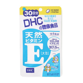 DHC-Supplement Natural Vitamin E Supplement 30 Days