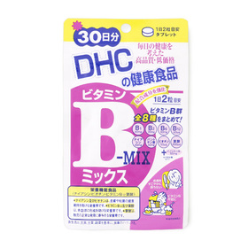 DHC-Supplementt Natural Vitamin B-mix 30 Days
