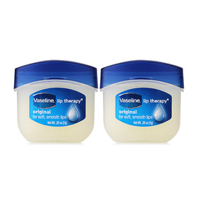 แพ็คคู่ Vaseline Lip Therapy #Original (7g x 2)