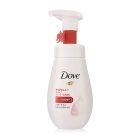 Dove Inner Glow Self Foaming Facial Cleanser 160ml