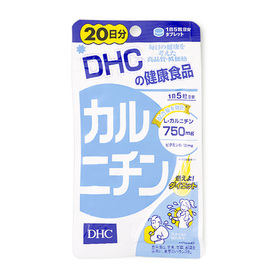 DHC-Supplement Karunichin 20 Days