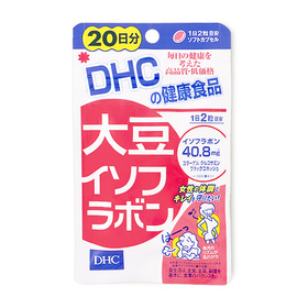 DHC-Supplement Daisu Isofura Bon 20 Days