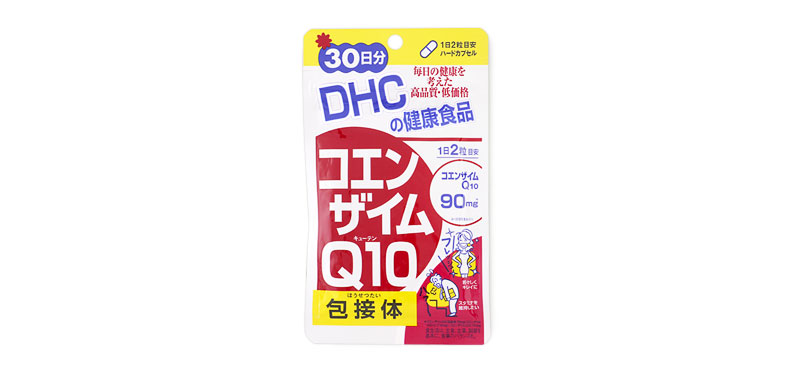 DHC-Supplement Coenzyme Q10 30 Days