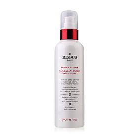 Bisous Bisous Rainbow Cluster Collagen Bomb Perfect Cleanser 200ml