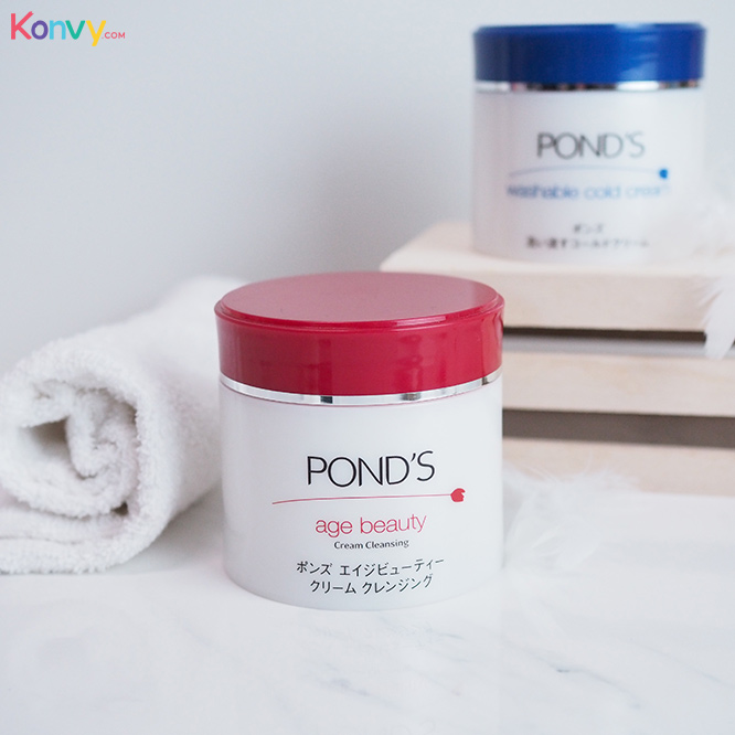 Pond's Age Beauty Cream Cleansing_1