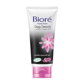 Biore Facial Foam Deep Detoxify Facial Foam 100g