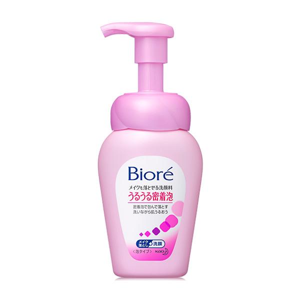 Biore 2 in 1 Foaming Cleanser Makeup Remover 160ml