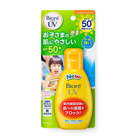 Biore UV Smooth Kids Milk SPF50+ PA++++ 90g