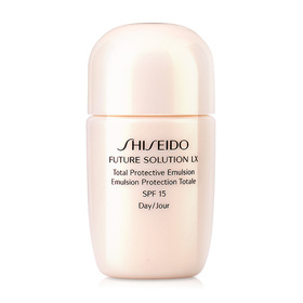 Shiseido Future Solution LX Total Protective Emulsion SPF15 Day/Jour 15ml