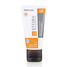 Vitara Facial Sunscreen SPF50+ 25g