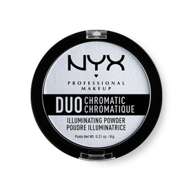 NYX Professional Makeup Duo Chromatic Illuminating Powder #DCIP01 Twilight Tint