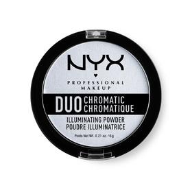 NYX Professional Makeup Duo Chromatic Illuminating Powder #DCIP01 Twilight Tint