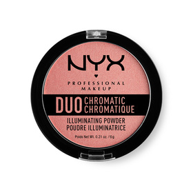 NYX Professional Makeup Duo Chromatic Illuminating Powder # DCIP03 Crushed Bloom