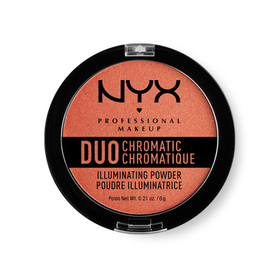 NYX Professional Makeup Duo Chromatic Illuminating Powder #DCIP05 Synthetica