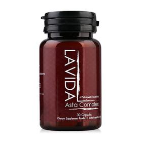 Lavida Asta Complex 30 Capsules