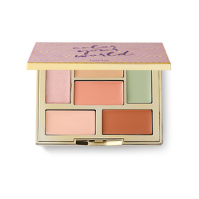 Tarte Color Your World Double Duty Beauty Color-Correcting Palette (1.7gx6)