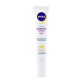 NIVEA Sun Protect & White Super Serum SPF50+/PA+++ 30ml