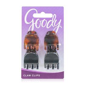 Goody Women's Classics Small Half Claw Clips (4pcs)