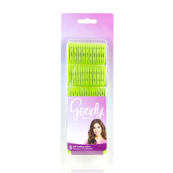 Goody+Large+Self+Holding+Rollers+%23Green+%285pcs%29