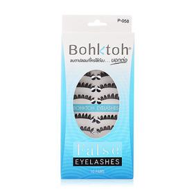 Bohktoh Eyelash 10 Pairs #P-058