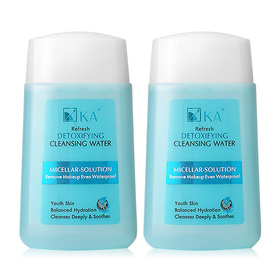 แพ็คคู่ KA Refresh Cleansing Water Detoxifying (85ml x 2pcs)