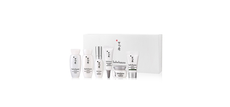 Sulwhasoo Snowise Brightening Kit (6Items)