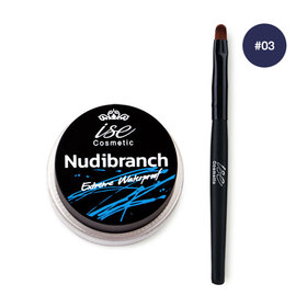 Ise Nudibranch Long-Wear Gel Eyeliner #03 Midnight Blue