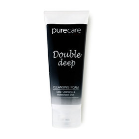 Purecare By Bsc Double Deep Cleansing Foam 100g