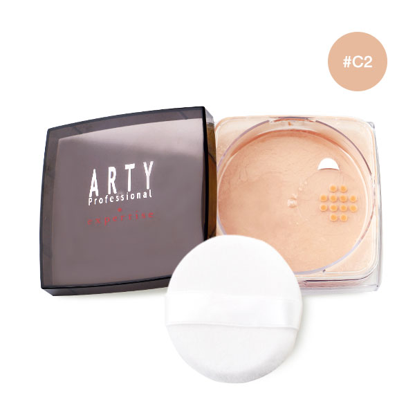 Arty+Professional+Expertise+Translucent+Loose+Powder+15g+%23C2