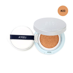 A'pieu Air Fit Cushion SPF50+/PA+++ 13.5g #23 Free! Refill