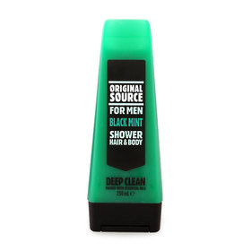 Original Source Shower Gel 250ml #Black Mint