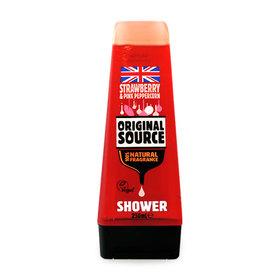 Original Source Shower Gel 250ml #Strawberry&Pink Peppercorn