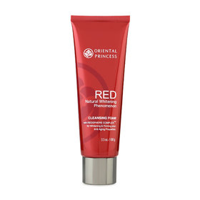 Oriental Princess Red Natural Whitening Phenomenon Cleansing Foam 100ml