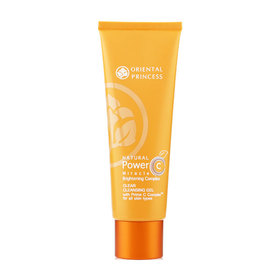 Oriental Princess Natural Power C Miracle Brightening Complex Clear Cleansing Gel 100g