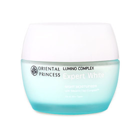 Oriental Princess Lumino Complex Expert White Night Moisturiser 50g