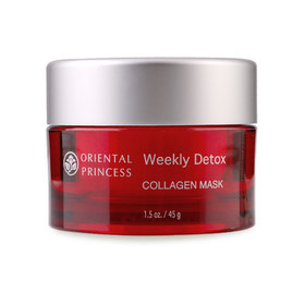Oriental Princess Weekly Detox Collagen Mask 45g