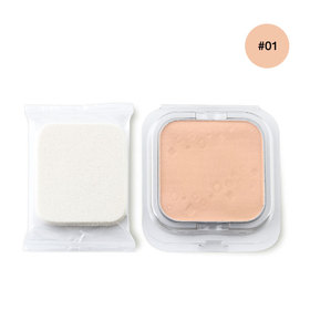 Canmake UV Silky Fit Foundation SPF 30 PA++ 10g #01 (Refill)