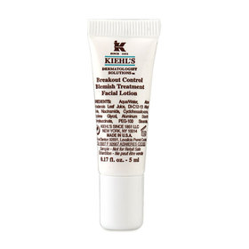 Kiehl's Breakout Control Blemish Treatment Facial Lotion 5ml
