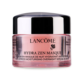 Lancome Hydra Zen Masque Anti-Stress Moisturising Overnight Serum-In-Mask 15ml