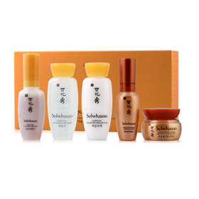 Sulwhasoo Concentrated Ginseng Renewing EX Light Kit (5 Items)