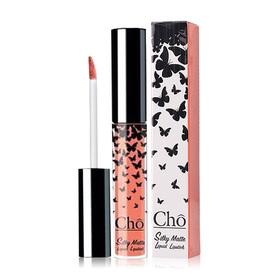 Cho Silky Matte Liquid Lipstick #01 Peachy
