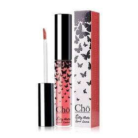 Cho Silky Matte Liquid Lipstick #03 Charming
