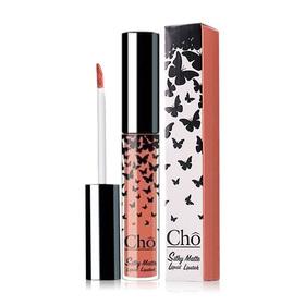 Cho Silky Matte Liquid Lipstick #08 Sexy Nude