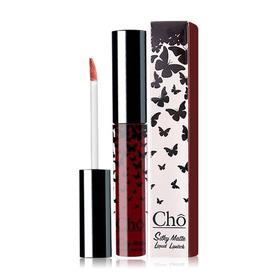 Cho Silky Matte Liquid Lipstick #10 Red Divine