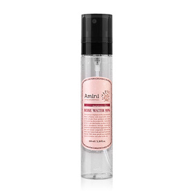 Amini Rose Water 99% Facial Spray 100ml