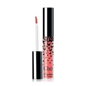 Cho Silky Matte Liquid Lipstick #02 Dazzling